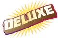 Deluxe comic Royalty Free Stock Photo