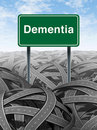 Dementia Stock Photography