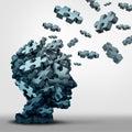 Dementia Puzzle Concept