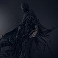 Dementor demon evil death studio Stock Images