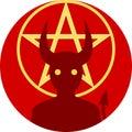Demon Badge / Emblem