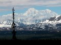 Denali alaska s is the tallest peak in north america and also known as mt mckinley Stock Images
