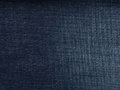 Denim background with texture of blue сlose up Royalty Free Stock Photo