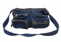 Denim bag Royalty Free Stock Images