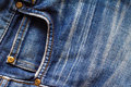 Denim bottoms Royalty Free Stock Photo