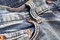 Denim close up Royalty Free Stock Image