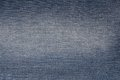 Denim fabric. Royalty Free Stock Image