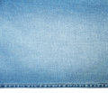 Denim grunge texture. Jeans close-up Royalty Free Stock Photo