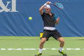 Denis kudla at the winston salem open Stock Image