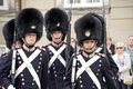 Denmark Royal Guard Stock Photography