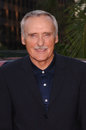 Dennis hopper actor star of tv series e ring at party in los angeles to launch the new season on nbc tv july los angeles ca paul Royalty Free Stock Photos