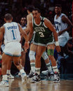 Dennis Johnson, Boston Celtics Royalty Free Stock Photo