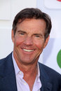 Dennis quaid at the cbs showtime and cw party tca summer tour party beverly hilton beverly hills ca Royalty Free Stock Photography