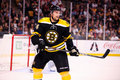 Dennis Seidenberg Boston Bruins Royalty Free Stock Images