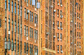 Dense residential area in nyc a manhattan Royalty Free Stock Images