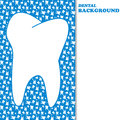 Dental background new with space for text Royalty Free Stock Photo