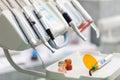 Dental tools Royalty Free Stock Photo