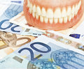 Dentis expenses Stock Images
