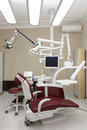Dentist cabinet special equipment in Stock Images