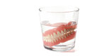 Denture Royalty Free Stock Photo