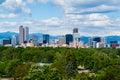 Denver Colorado Royalty Free Stock Photo