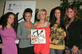Denyce Lawton, Shelly Rio, Wesley Jonathan, Zena Foster Stock Photos
