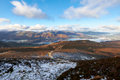 Derwent Fells, Lake District, Uk Royalty Free Stock Photo