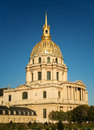 DES Invalides do hotel, Paris Foto de Stock