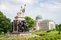 Des moines capital statue william boyd allison
