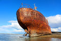 Desdemona ship wreck Royalty Free Stock Photo
