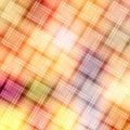 Deseniowi plama kwadraty Zdjęcia Stock