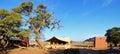 Desert Camp in Namib