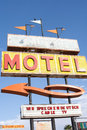 Desert Gem Motel Sign