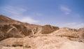 Desert geologic Royalty Free Stock Photo