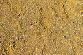 Desert gravel Stock Photography