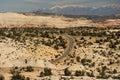 Desert Highway In Utah
