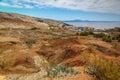 Desert Landscape On Maderia
