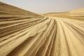 Desert Safari Traces