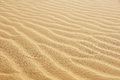 Desert sand Royalty Free Stock Photo