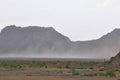 DESERT STORM IN IRAN