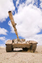 Desert Tank Stock Photos