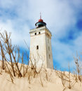 Deserted lighthouse Royalty Free Stock Photography