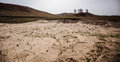 The desertification of land