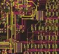 The desgn printed circuit board