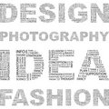 DESIGN. Royalty Free Stock Photography