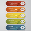 Design clean number banners template/graphic or website layout. Vector. Royalty Free Stock Photo