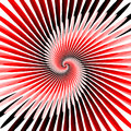 Design colorful spiral movement background. Abstract textured ba Stock Photography
