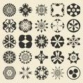 25 Design  Element Set. Twenty...