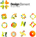 Design elements Royalty Free Stock Photos