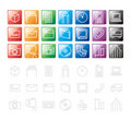 Design elements / icon Royalty Free Stock Photo